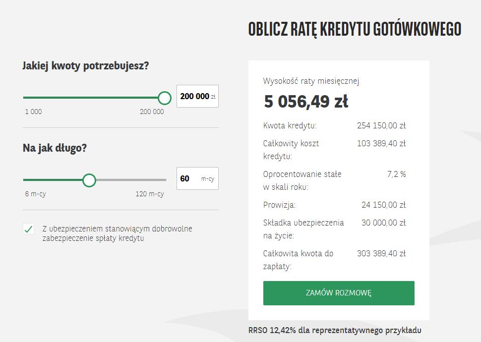 Fot. Screen / bnpparibas.pl (na dzień 31.05.2021)